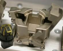 Klemmung für 3D-MID (spritzgegossener 3-dimensionaler Schaltungsträger)