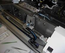 Bondstation mit mehreren Heiz-Modulen für das Beheizen der Substrate beim Bonden sowie mehreren Vorheizungen